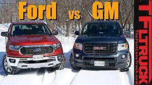100 Best Midsize Truck Whats The American Ford Ranger FX4 Vs GMC