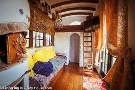 100 Gypsy Tiny House THE GYPSY MERMAID TINY HOUSE 5 Of 6 Living Big In A