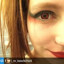 Prescription Contact Lenses Halloween Australia by Repost Colourvue Lenses Colourvue Contactlens Crazylens