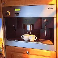 Miele Built In Coffee Maker Specs Contemporary Espresso Machine From Model
