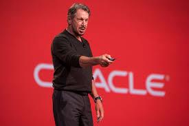 Larry Ellison Chairman Of Oracle Corp