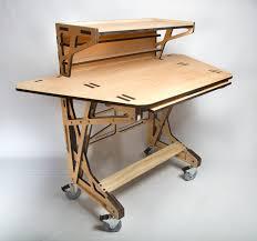 le bureau design 3d fabrication desk le bureau par borges