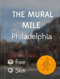 Philadelphia Mural Arts Map by Mural Mile November 11 City And Road Trips
