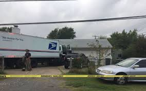 Driver Injured When Mail Truck Crashes Into North Tulsa Home ... Post Office Truck Stock Photos Images Lafayette Mail Stranded In Water Grumman Llv Wikipedia Around Acworth Us Carriers Honor Virginia Galvan Only On Kron Usps Mail Truck Stolen In Oakland Covered Amazon Blame Postal Service For Issues That Led To Blockade Of Private At Portland Facility Postalmag Neither Snow Nor Hailthe Needs A New Get Khoucom Worker Hospital After Being Hit By Alleged Triad Worker Delivers Holiday On Christmas Eve We Dont Have To Obey Traffic Laws Shot Killed Dallas Freeway Fort Worth Star