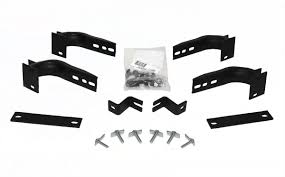 100 Big Country Truck Accessories WIDESIDER Brackets 392445 Titan