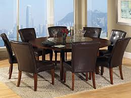 popular of round dining room sets for 8 with dining room round