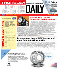 100 Mid America Trucking Show 2014 Daily March 27 By Babcox Media Issuu