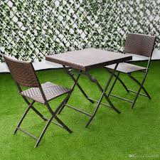2019 Outdoor Folding Table Chair Furniture Set Rattan Wicker Bistro ... Pub Table And Chair Sets House Architecture Design Fniture Design Kids Folding Childrens Chairs Small Outdoor Camp Portable Set W Carrying Bag Storedx Ore Intertional Children39s Camping Helinox 35 Fresh Space Saving Collection Wooden Kidu0027s Tables Fniture The Home Depot Inside Fold Up Children Inspired Rare Vintage 1957 Leg O Matic 4 Ideas Solid Trestle 8 Folding Chairs Set Best Price In Barnsley Uk