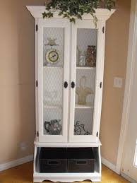Diy Gun Cabinet Plans by Curio Cabinet Diy Curio Cabinet Plans Projects Painting Glass