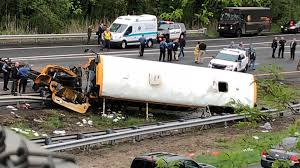 Student And Teacher Killed, Over 40 Others Injured After School Bus ... 2018 Ford F550 Dump Truck For Sale 574911 Used Trucks For Sale In Trenton Nj On Buyllsearch Wayside Trailers Is The Transportation Expert Of New Ford Dealership In Washington Dump Equipmenttradercom United Secaucus Jersey 2012 Intertional 4300 583698 Trucks Home Cra Trucking Inc Landing Rays Truck Photos 574913