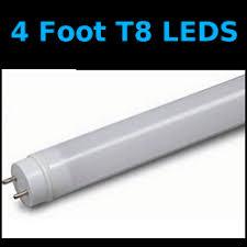 type b t8 led retrofit lengths