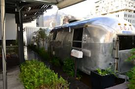 100 The Grand Daddy Hotel Stay In A Downtown Rooftop Airstream Trailer Park