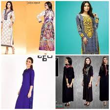 Pakistani Casual Dresses Best Collection For Girls 2017