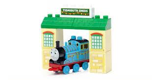 Thomas Tidmouth Sheds Instructions by Thomas U0026 Friends Thomas Mega Bloks