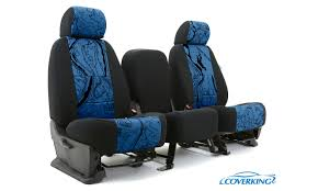 Coverking Releases Designer Print Series Custom Seat Covers