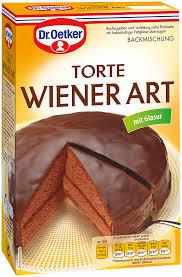 dr oetker torte wiener