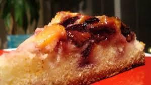 swiss plum kuchen