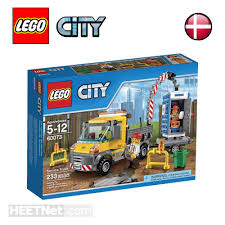 LEGO City 60073: Demolition Service Truck | HobbyDigi.com Online Shop