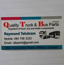 100 Quality Truck Parts Bus Pty Ltd 91 Photos Automotive Aircraft