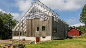 100 Homes For Sale In Stockholm Sweden Clever Swedish Homeowner Builds Home Inside A Greenhouse To