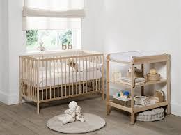 chambre bébé bois decoration chambre bebe bois visuel 4