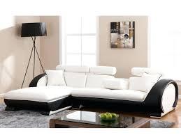 canap noir et blanc design canap affordable with design canap design canape
