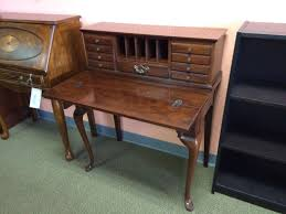 Ethan Allen Cherry Secretary Desk by Thomasville Secretary Desk Allegheny Furniture Consignment
