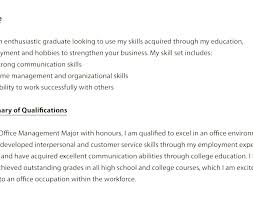 Good Resume Headline Examples Of A For