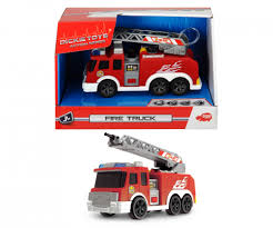 Fire Truck - Mini Action Series - Action Series - Brands & Products ...