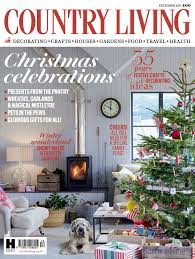 Home Decor Magazine Subscription by Country Living Magazine Uk December 2015 Cover Countryliving Co Uk