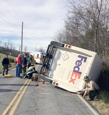 FedEx Delivery Truck Driver Killed In Crash | Local News ...