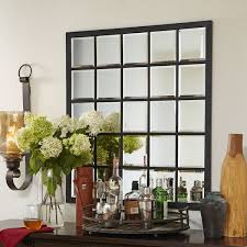 Birch Lane Wells Mirror retails for $299 and is an identical match