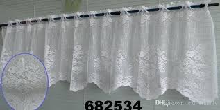 Kmart Yellow Kitchen Curtains by Lace Cafe Curtains U2013 Teawing Co