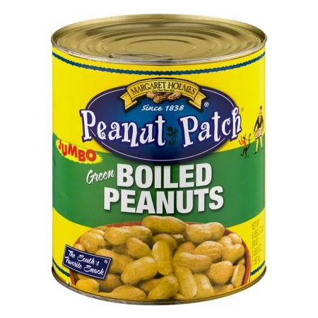 Margaret Holmes Peanut Patch Green Boiled Peanuts