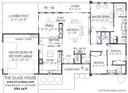 104 Contemporary Modern Floor Plans House And Design House Blueprints