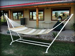 Innovation: Inspiring Outdoor Furniture Innovation Ideas With Cozy ... Fniture Indoor Hammock Chair Stand Wooden Diy Tripod Hammocks 40 That You Can Make This Weekend 20 Hangout Ideas For Your Backyard Garden Lovers Club I Dont Have Trees A Hammock And Didnt Want Metal Frame So How To Build Pergola In Under 200 A Durable From Posts 25 Unique Stand Ideas On Pinterest Diy Patio Admirable Homemade To At Relax Your Yard Even Without With Zig Zag Reviews Home Outdoor Decoration