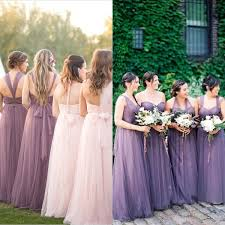 convertible bridesmaid dresses 2017 maid of honor gowns formal