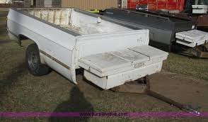 GMC pickup bed trailer Item H9370
