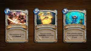 Deathrattle Deck Hearthstone 2017 by Blizzcon 2017 Nine New Arena Exclusive Cards Q U0026a Recap U2069 Hearthhead