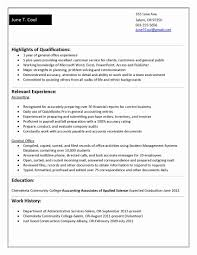 Current College Student Resume Sample For With Work Experience Fresh