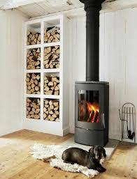 25 kaminholz ideen kaminholz holzaufbewahrung brennholz