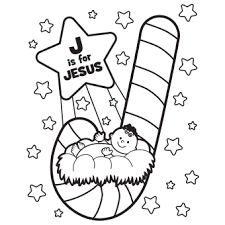 Project Ideas Jesus Is Born Coloring Pages Christmas Free For Kids