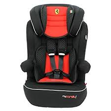 siege auto amazon mycarsit high back booster seat with isofix harness