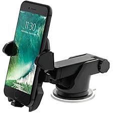iOttie Easy e Touch 2 Car Mount Universal Phone Holder for iPhone X 8 8 Plus 7 7 Plus 6s Plus 6s 6 SE Samsung Galaxy S9 S9 Plus S8 Plus S8 Edge S7 S6 Note