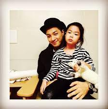 BIGBANG s Taeyang s Throwback With Tablo s Daughter