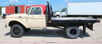 100 1964 Ford Truck F350 Flatbed Truck Item H6923 SOLD October 2