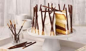 kleine mikado torte