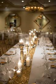 Sparkly Gold Wedding at Casa Monica Hotel FL Pinterest