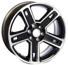 Chevy Black And Machine 22