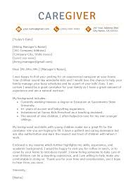 Sample Of Employment Certificate Letter For Caregiver ...